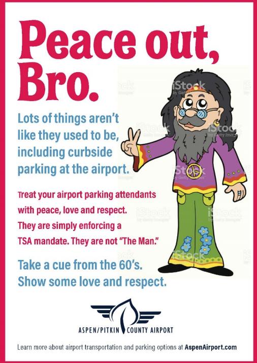 Hippie ad