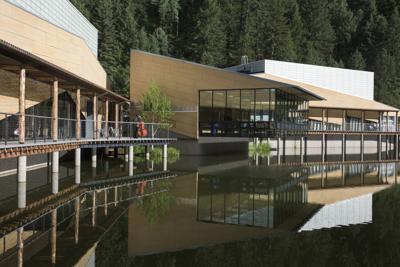 AMFS Bucksbaum Campus