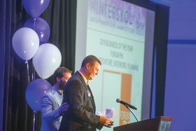 Chamber's honors presented at Wintersköl dinner