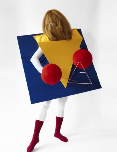 Bauhaus costume