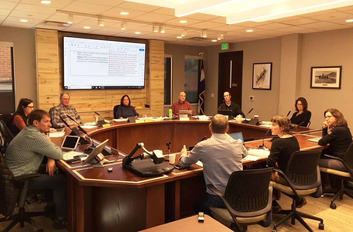 Rule changes for Pitkin County homebuilding expected