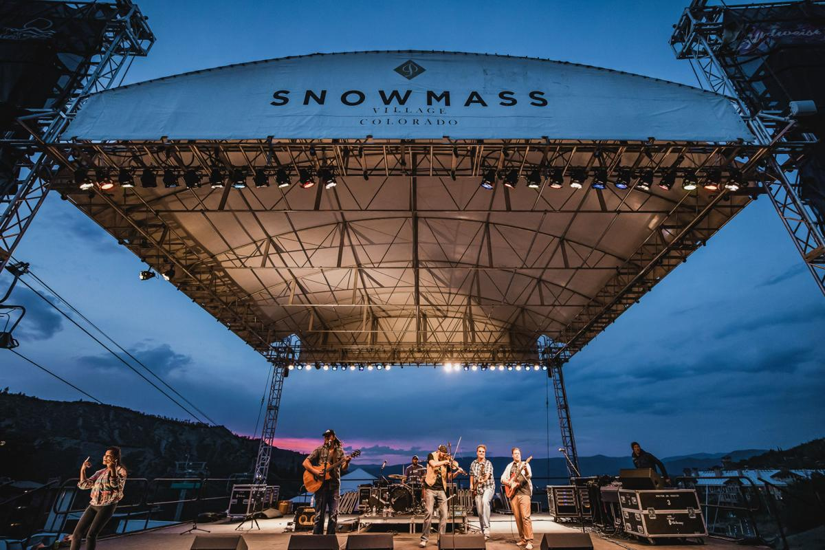Snowmass stage