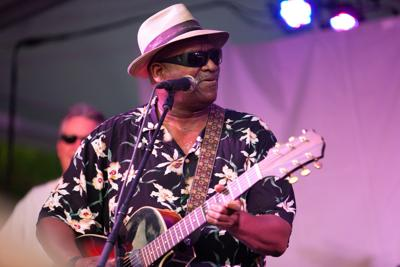 ARE Day Concert with TaJ Mahal, Aug. 19, 2012