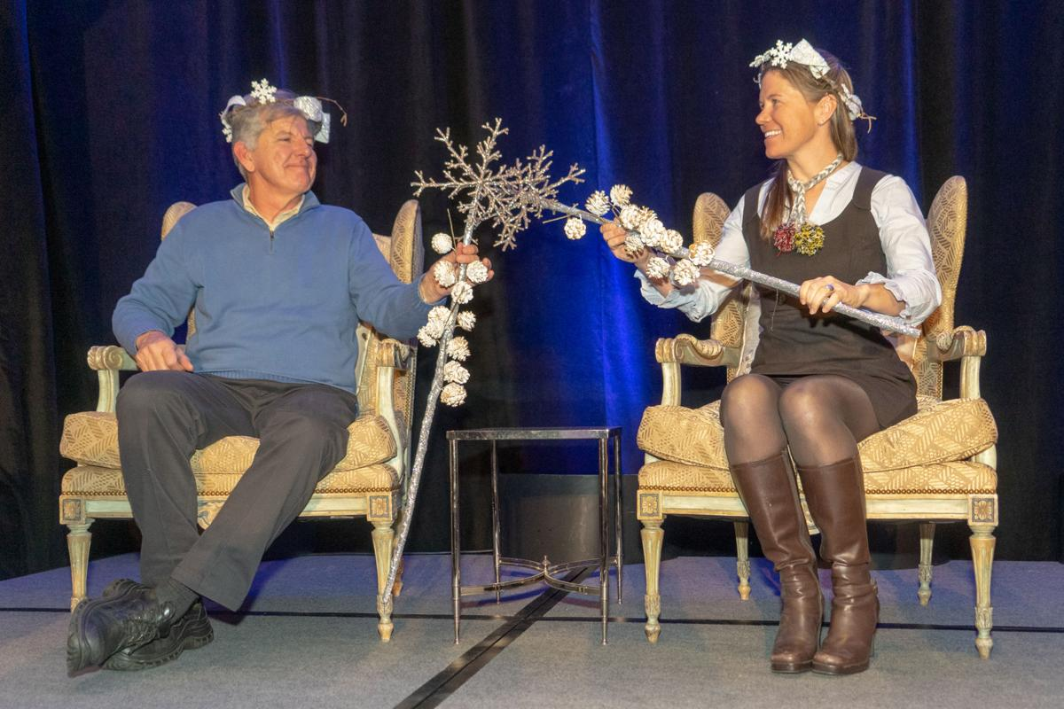 Winterskol King and Queen