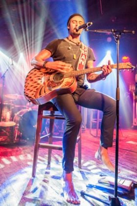 Michael Franti's foundation shines a light on those in need of sunshine