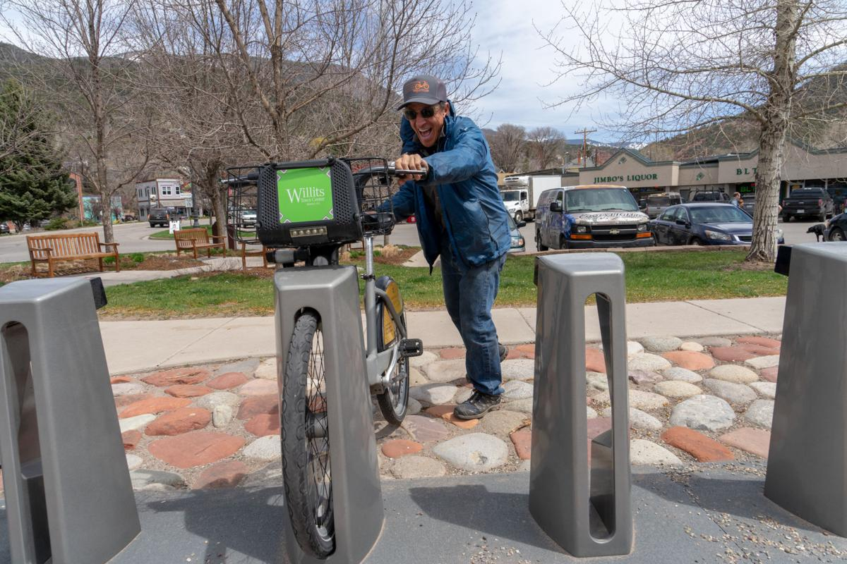 WE-cycle's John Trujillo