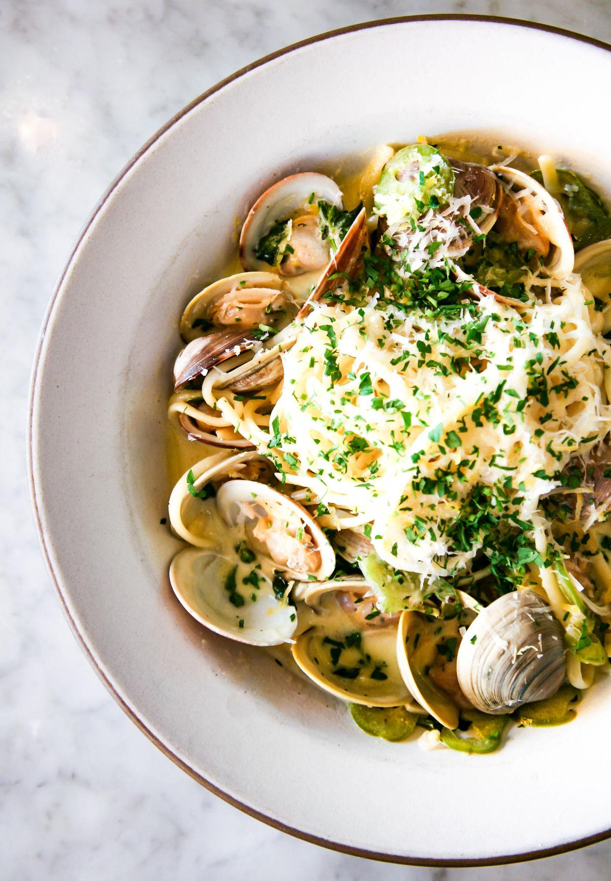 Linguine and Clams - Clarks.jpg