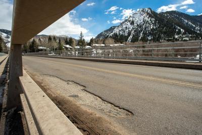 Castle Creek bridge
