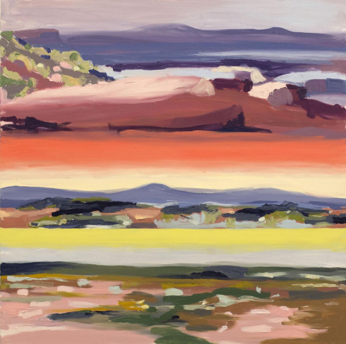 """Desert Velocity Arizona"" by Meghan Bergeron"