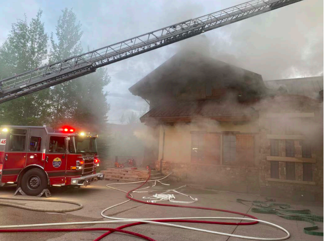 Old Snowmass home fire not considered suspicious