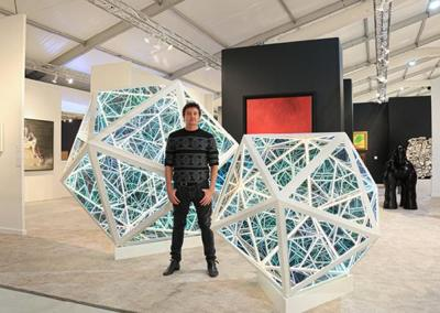 Aspen in Miami: Local galleries, artists travel for art week