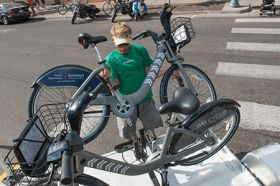 WE-cycle ridership up, expansion mulled