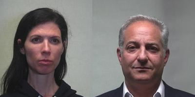 Shira Lipsey and Joseph Lipsey III