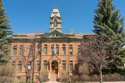 Pitco courthouse