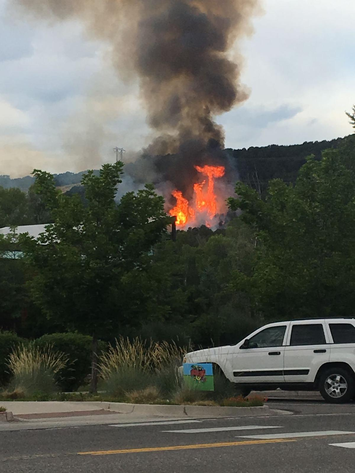 Basalt Fire