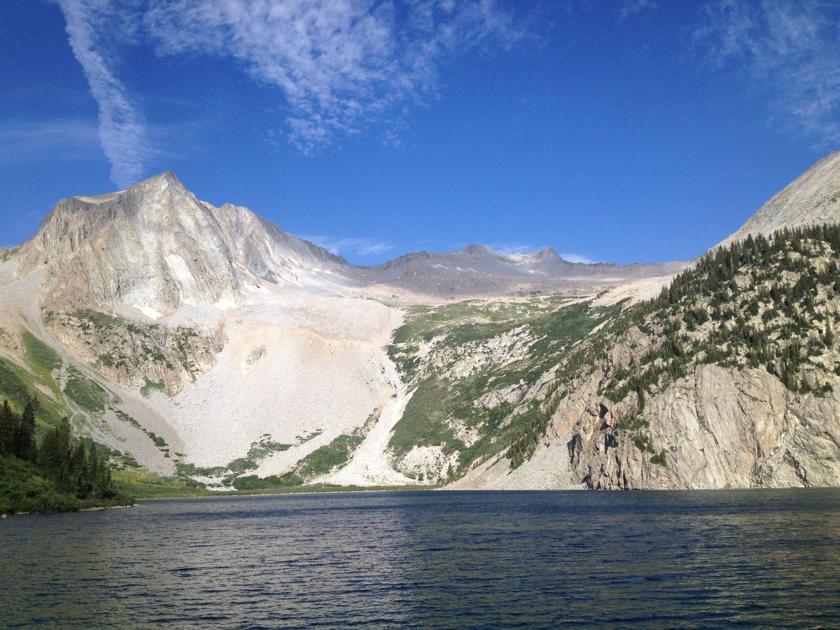 Authorities assist injured hiker near Snowmass Lake