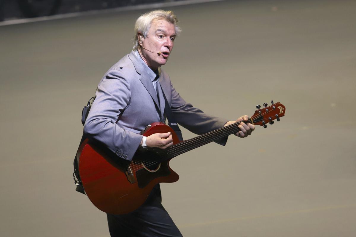 """David Byrne's American Utopia"" Broadway Opening Night"