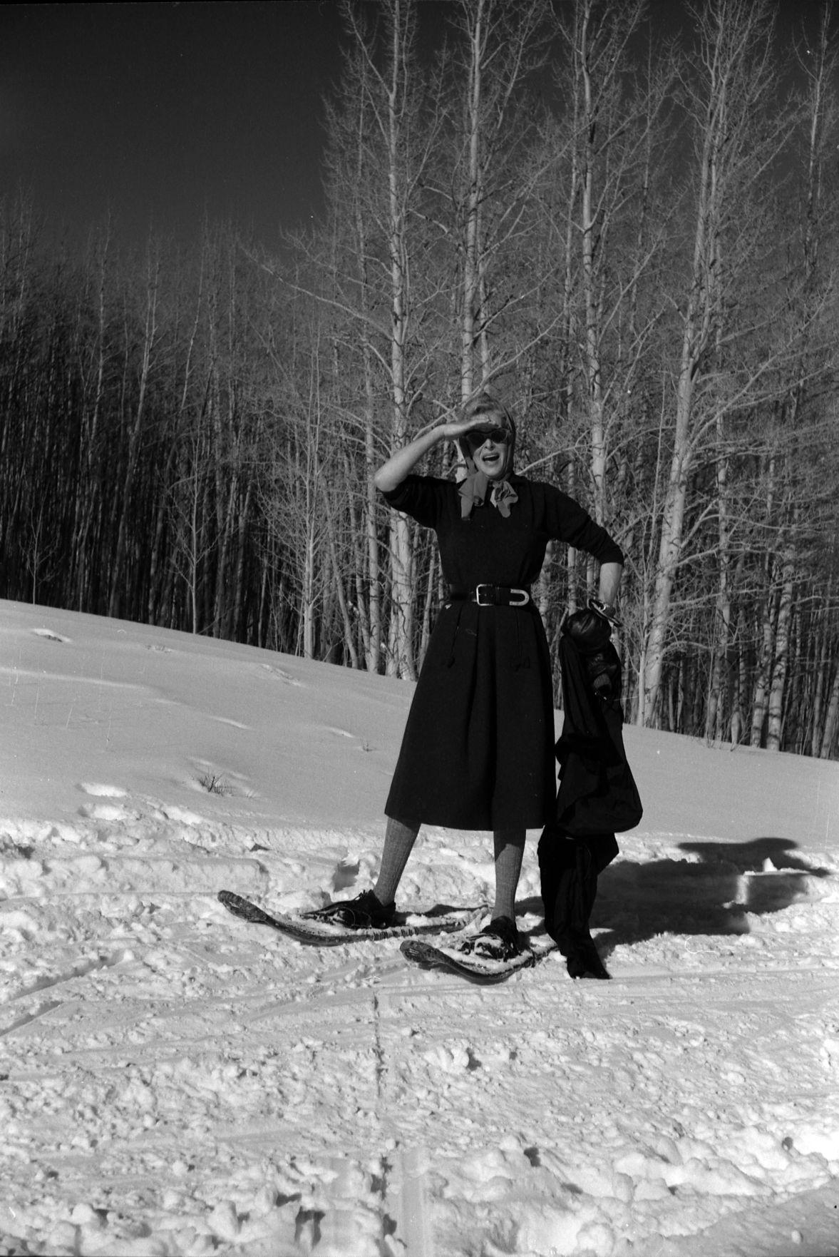 Local 2020 Elizabeth Paepcke, 1956