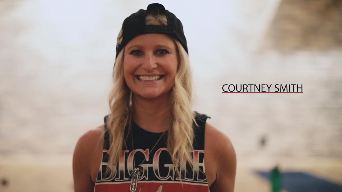 90 Seconds Of Aspen - Courtney Smith