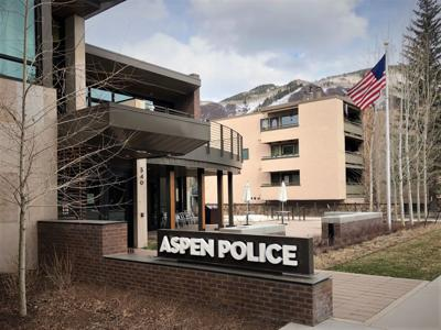 Aspen police station