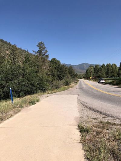 Aspen village trail
