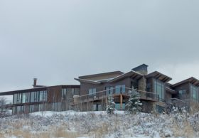 'Jetsons House' in Snowmass has high-profile owners