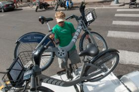 We cycle in Aspen: Bike sharing shows promising numbers