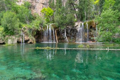 Reservation 12 Fee To Be Required For Hanging Lake Visit News