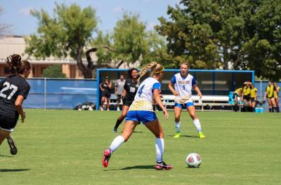 Belles Soccer vs New Mexico Highlands 9/22/2021 #3
