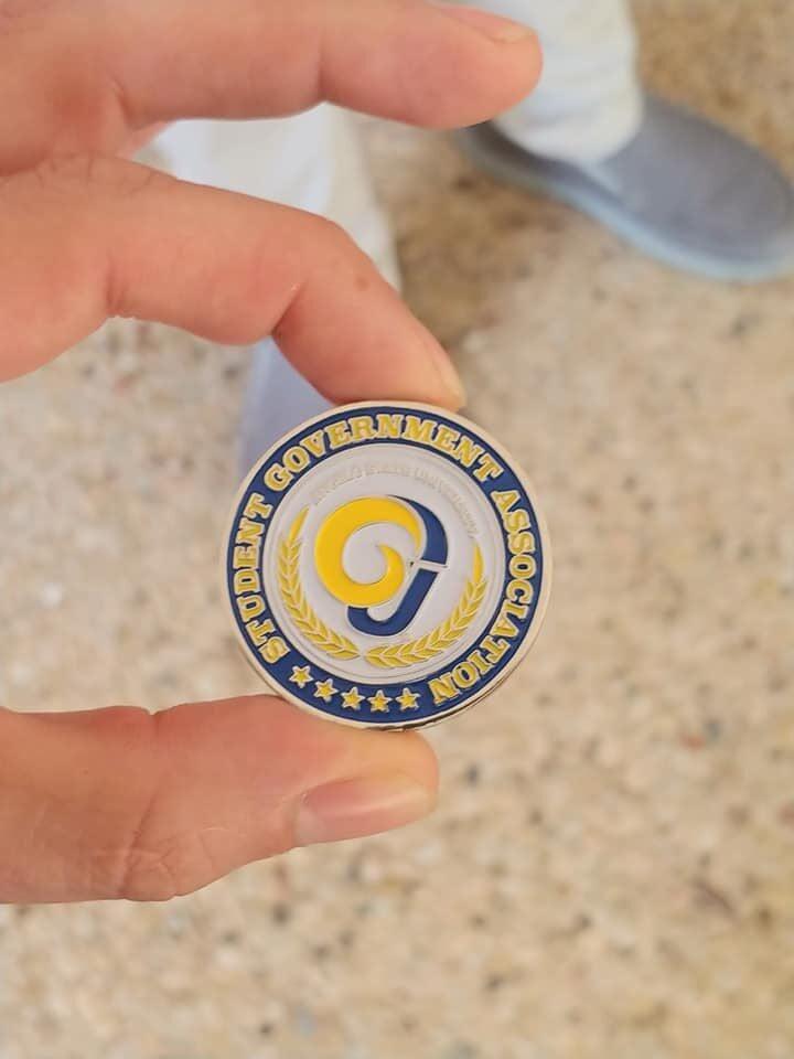 S.G.A Coin