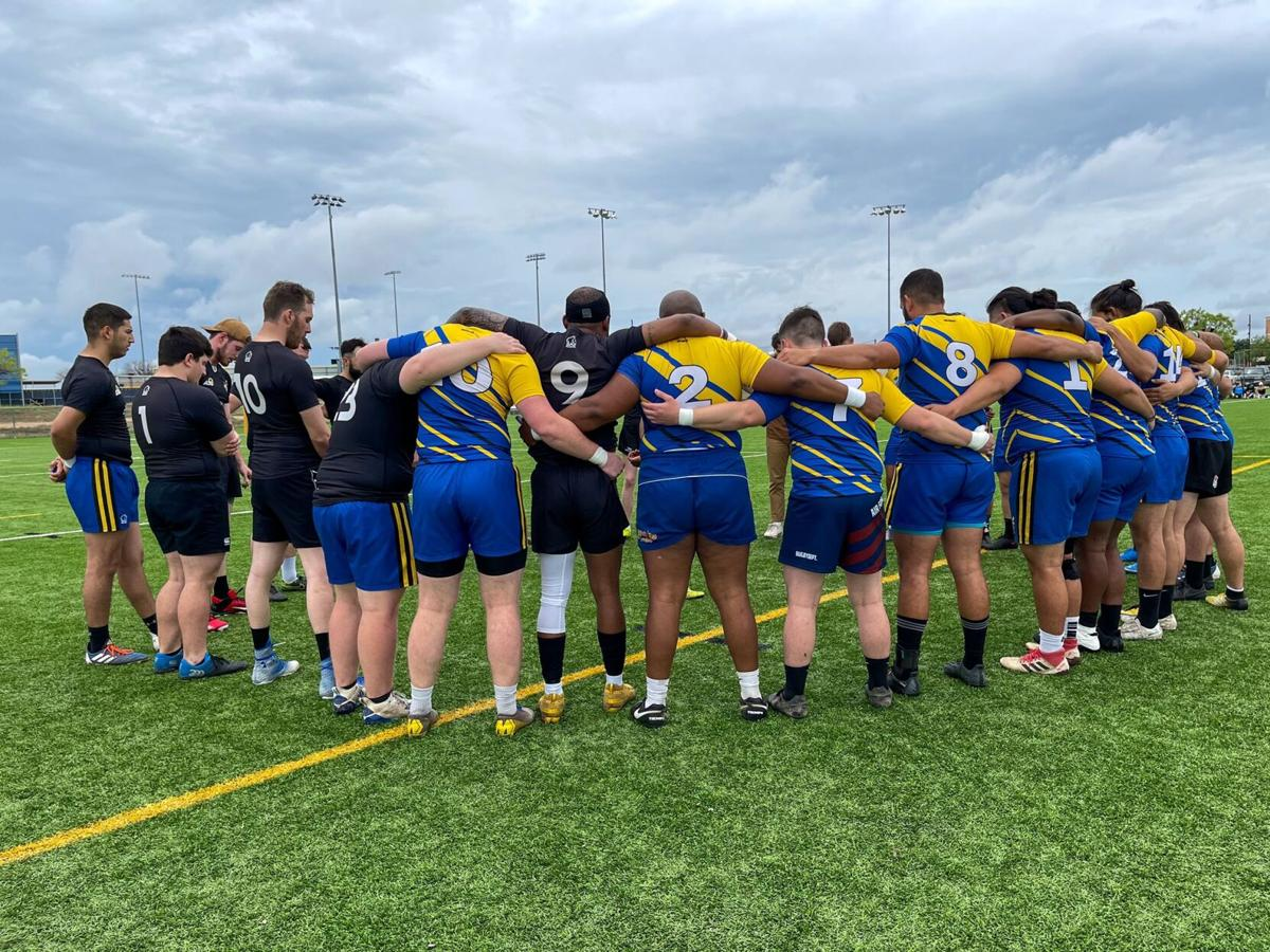 Ram Rugby #1