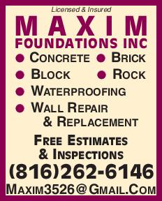 Maxim Foundations