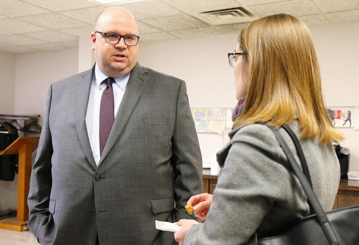 Bryon Hanson | Atchison superintendent candidate