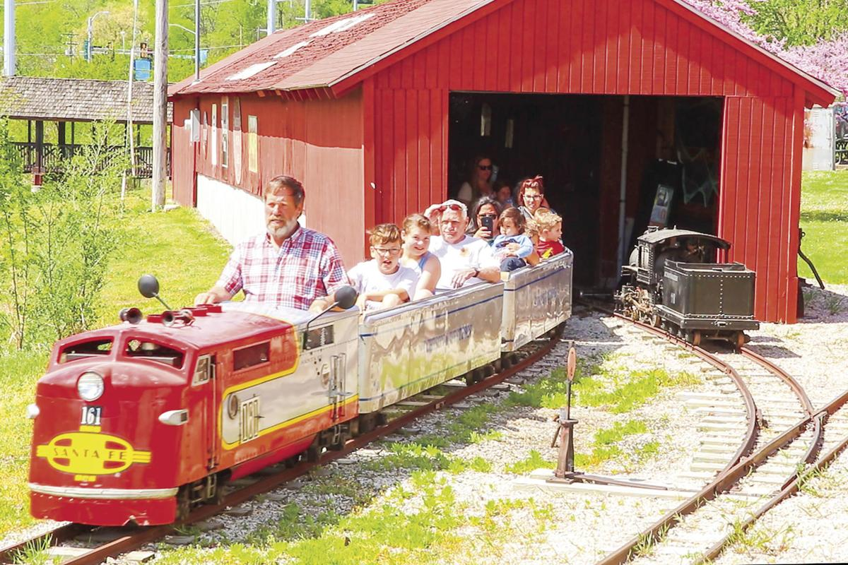 Atchison train festival