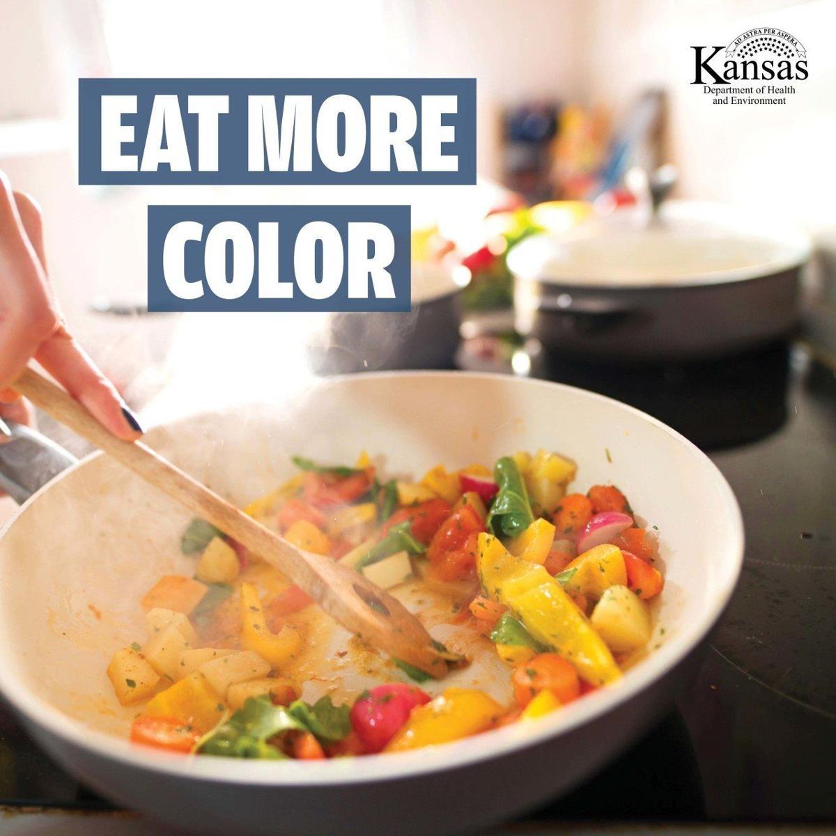 Eat color