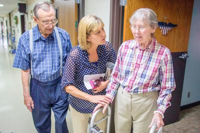 Exchange-Nursing Home Sedation