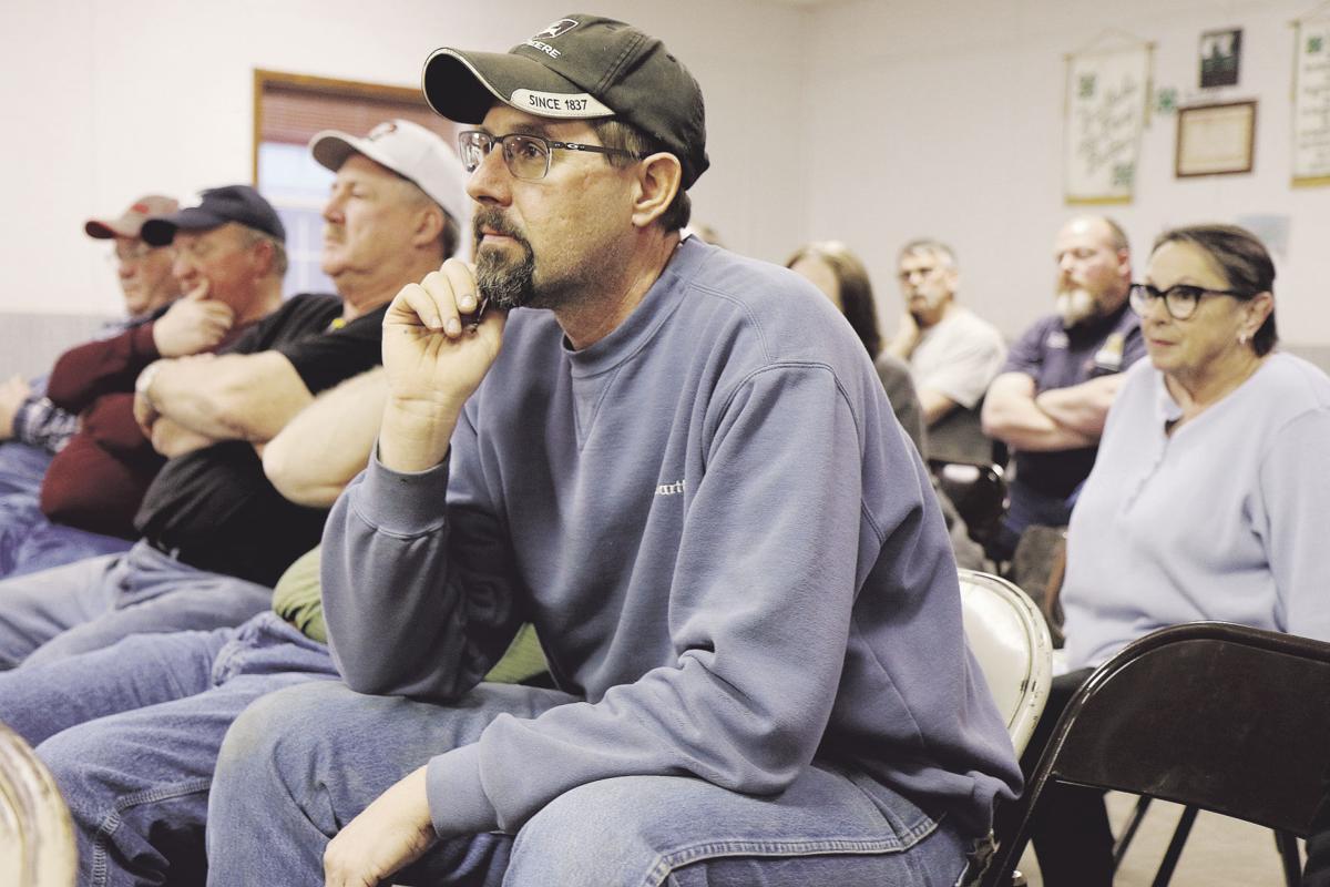 Township meeting