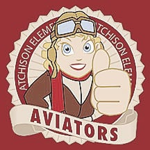 AES Aviators logo