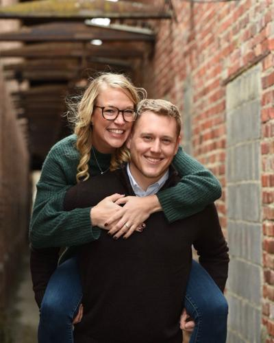 Corinne Marie Knobbe and Bryce David Hundley are engaged to be married