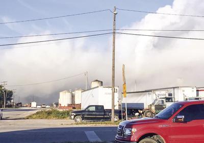 MGP Harcros chemical cloud
