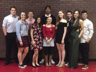 AHS Royal Courts candidates