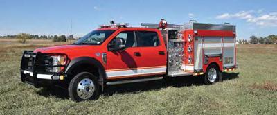 Atchison fire truck