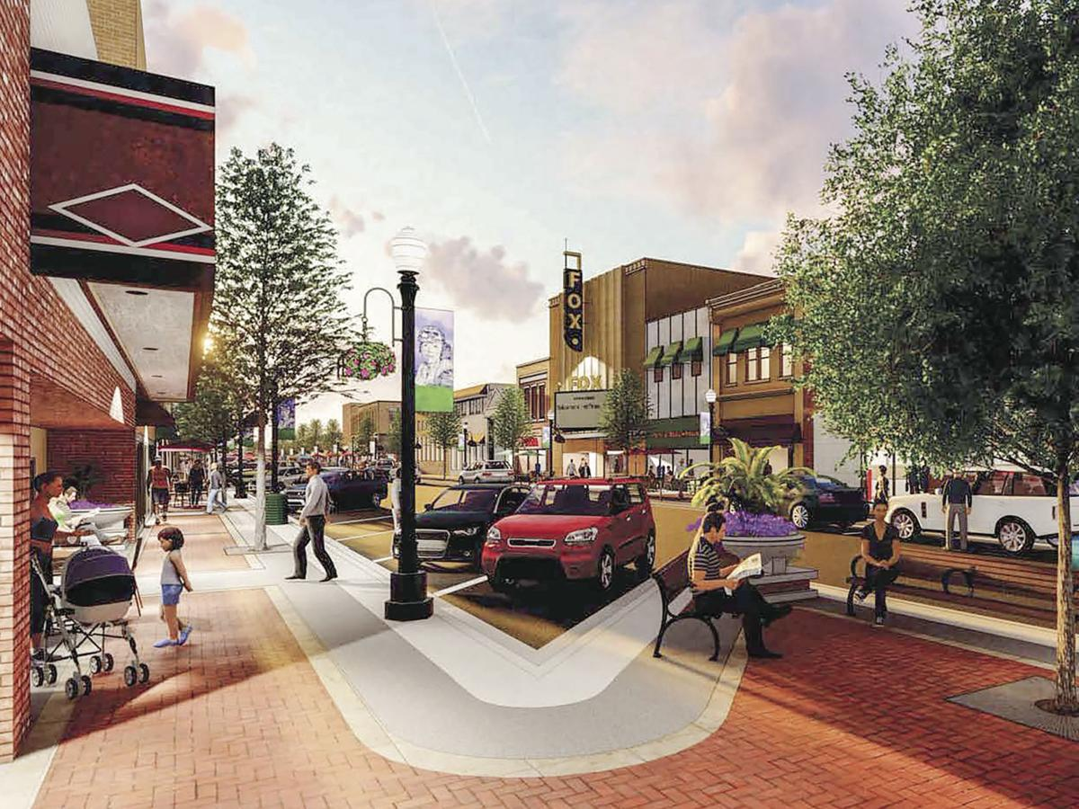 Commercial Street New