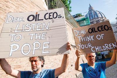 Vatican Oil