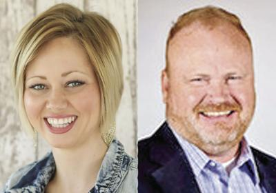 Jessica Norris-Henry and Jeff Caudle