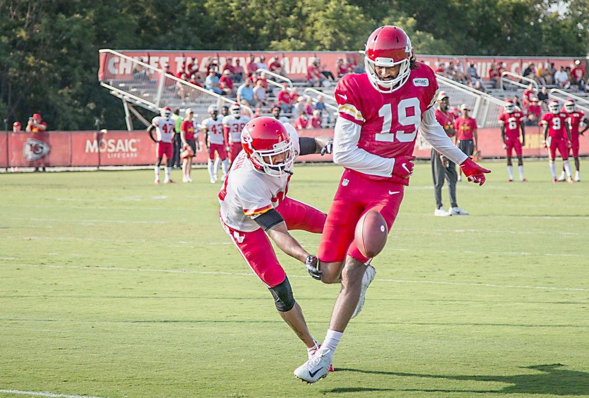 Chiefs want to play tough, fast to improve this season | Sports ...