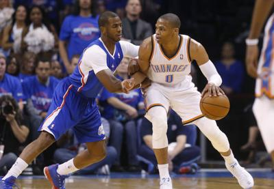 Rockets-Thunder Trade Basketball