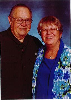 Dan and Patty Woodruff