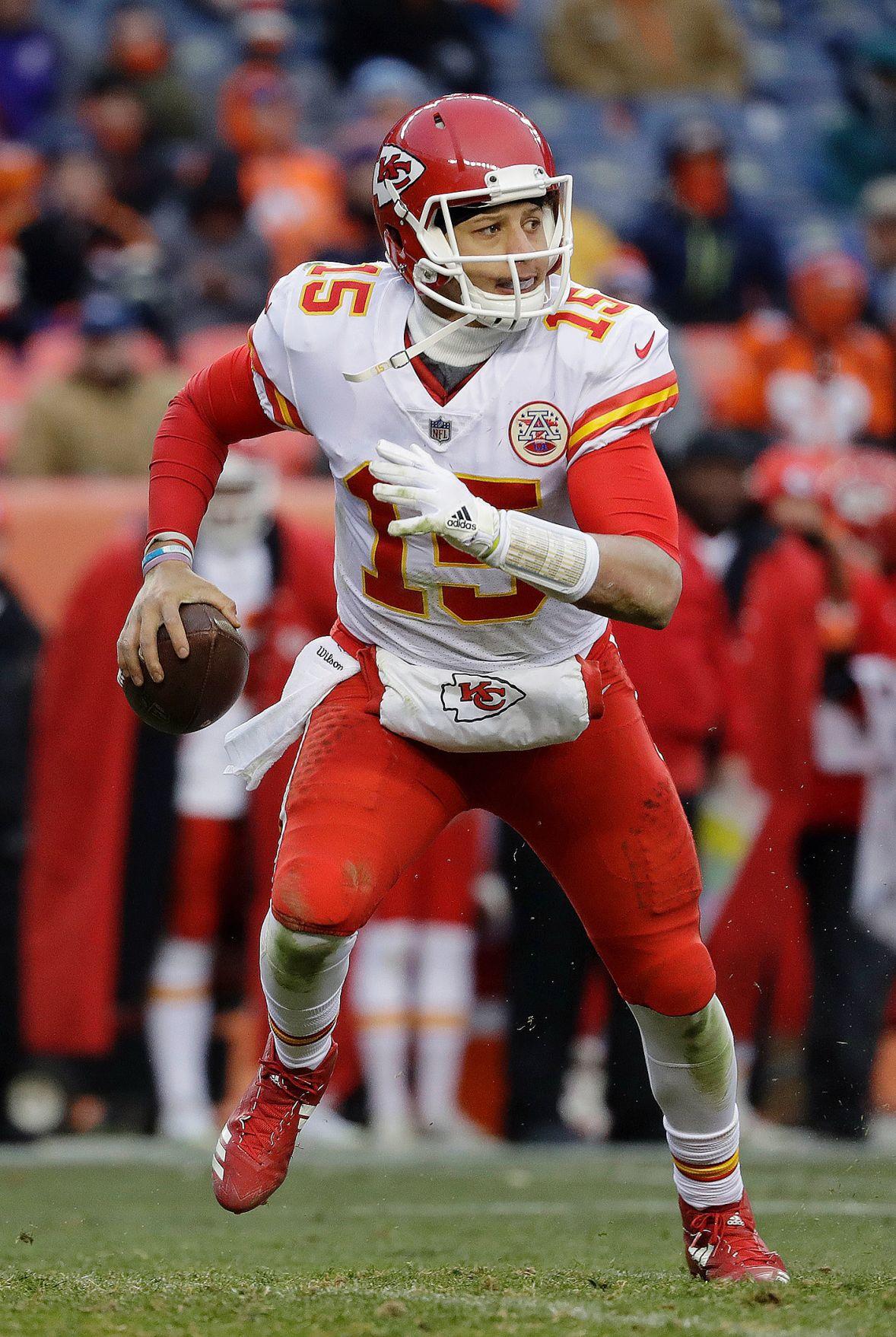 Chiefs Broncos Football