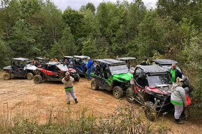 Clay County Kentucky has abundance of off-road trails